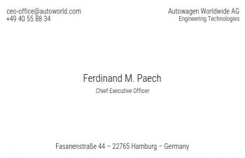 Firmen Visitenkarten-Visitenkarte CEO Version-10