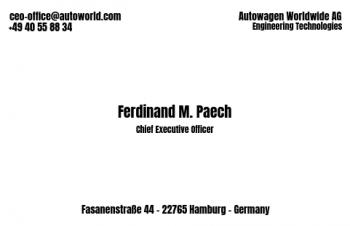 Firmen Visitenkarten-Visitenkarte CEO Version-7