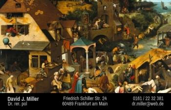 Private Visitenkarten-Visitenkarte Art Version-7