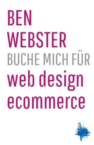 Werbung & Design-Visitenkarte On Edge Version-2