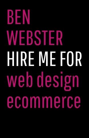Werbung & Design-Visitenkarte On Edge