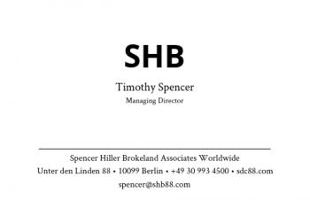 Firmen Visitenkarten-Visitenkarte Corporate Version-6
