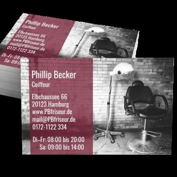Friseur-Visitenkarte Picture