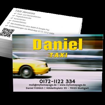 Visitenkarten Sind Die Beste Werbung Für Autohändler
