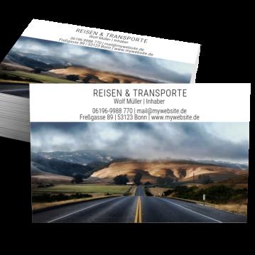 Autohandel-Visitenkarte Picture