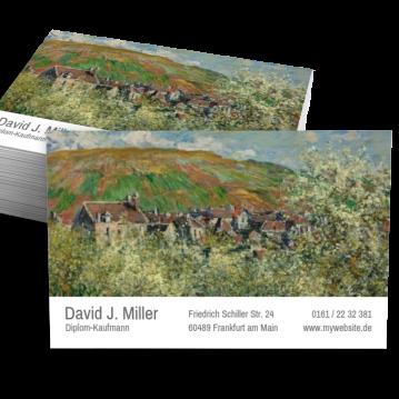 Galerie & Kunst-Visitenkarte Art