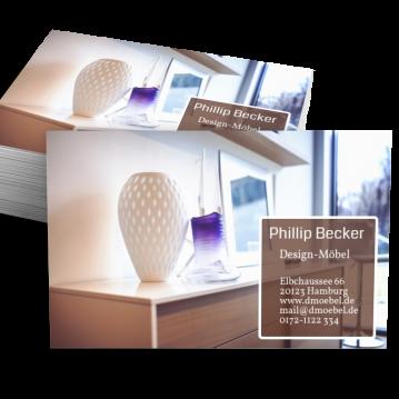 visitenkarten sind die beste werbung f r m belh ndler. Black Bedroom Furniture Sets. Home Design Ideas